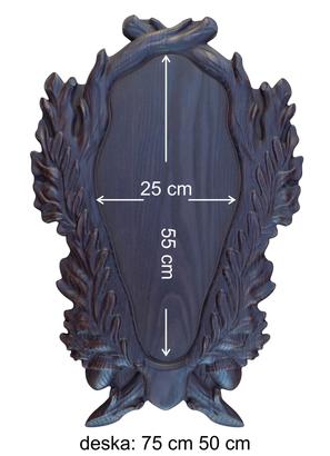 Jeleń, byk, łoś #Wer-1 (55/25 cm) (1)