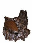 Trójelementowa rzeźbiona podkładka pod drapieżnika #001 (2)
