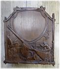 Rzeźbiona podkładka pod trofeum #006 (2)