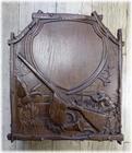 Rzeźbiona podkładka pod trofeum #006 (3)